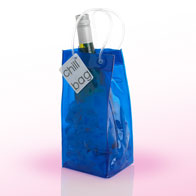 Champagne cooler - blue