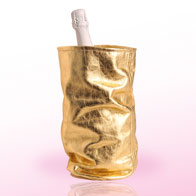Champagne cooler - gold