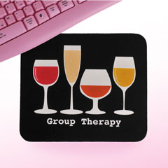 Mouse mat - Group Therapy